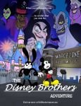 The Disney Brothers Adventure Promotional Poster by DelDiz