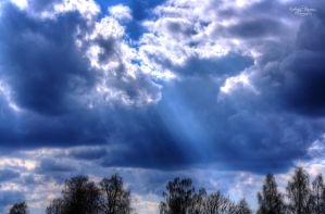 The Blueness of Light by Kaeley