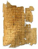 Papyrus by vw1956stock