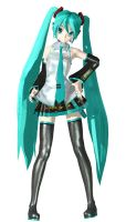 My Modified Miku by kunoichi-anime-angel
