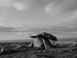 Chun Quoit, Cornwall by Scapes-club