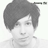 My first Digital (Amazing Phil) by EpicET