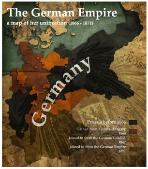 Civilization 5 Map: Germany by sukritact