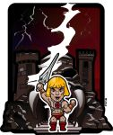 By the Power of Greyskull !!! by MV82