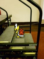 LEGO: Koopa at convention_2 by Meufer