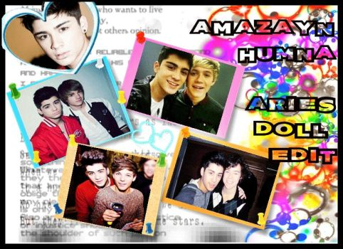 One direction .. Edit ... by AriezDOLL