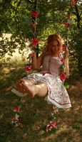 Magical Swing 08 by MarjoleinART-Stock