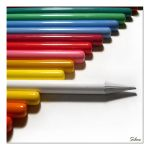 crayons by Silme-Amelie