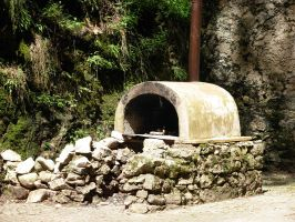 The ancient oven by morana-stock