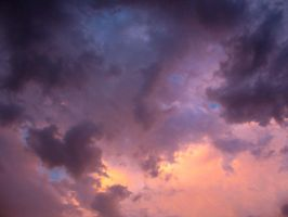 AthenaStock::Sunset Clouds 7 by AthenaStock