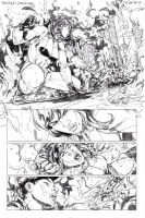 She-Hulk sample pages 3 by arivrussanto