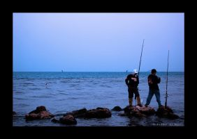 Fishing by Saher4ever