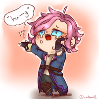 Hug Maeve by winterout1