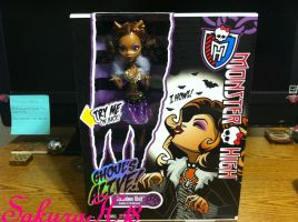 Clawdeen Wolf Ghouls Alive by SakuraH18