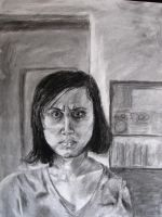 Self Portrait by NellieVance