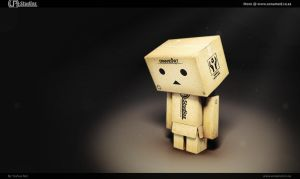 Sad Danbo by YeshuaNel