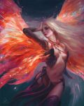 Phoenix Rising by silent-rage
