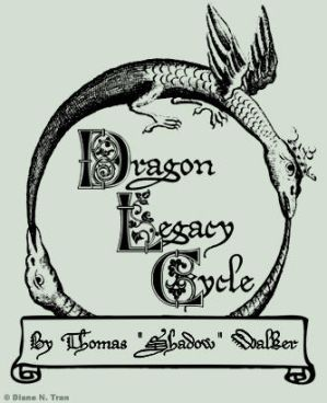 Comm: Dragon Legacy Cycle Logo