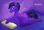 Dusk Shine, what is this? by Demirari