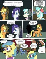 MLP Comic 25: My Successor by Average-00