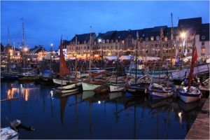 Port de Paimpol by YunaHeileen
