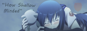 Angel Beats Shiina banner by TopHatea