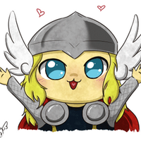 Thor - Welcome by Isi-Daddy