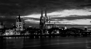 Koeln Cologne by JHR87