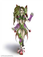 Venomous Weed by BlackMageAlodia