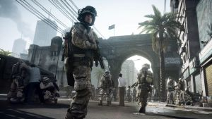 Battlefield 3 by qcsybe