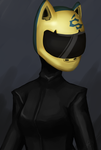 Celty by DoctorPiper