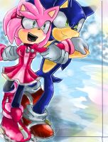 Sonamy-Ice Skating by kalisami