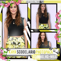 +Photopack png de Kaya Scodelario. by MarEditions1