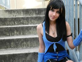 Rinoa Heartilly Cosplay by leppa-berry