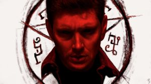 Demon!dean by DartFushka