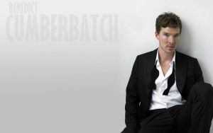 Benedict Cumberbatch wallpaper by MiraTheracusia