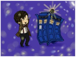 Doctor Who Dance by Ma-kosh