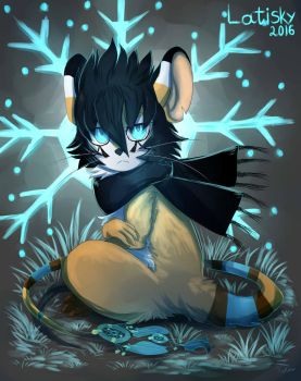 in the ice~ by Latisky