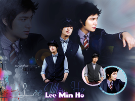 Lee Min Ho by MisSGuaRD