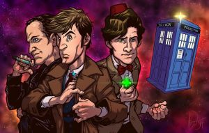 Wibbly Wobbly by MichaelMayne