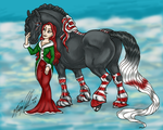 xmas Nordy by Carousel-Stables