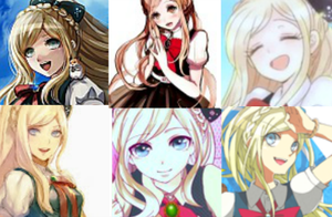 33 Sonia Nevermind Icons by X-Kanra-X