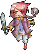 AT JE : Chibi Taron by Ariall