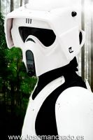 Scout Trooper by Uldarcross