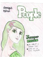 People: Demigod Edition (Juniper) by ClaireW-artist