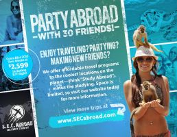 Party Abroad by sercor