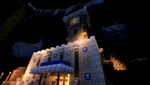 Tower in the night by Epic-nesFactor