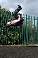 Elliot - Back Tuck I by Zade-uk