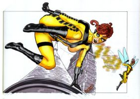 Yellowjacket by THE-Darcsyde
