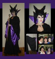 Maleficent Costume by zepheenia
